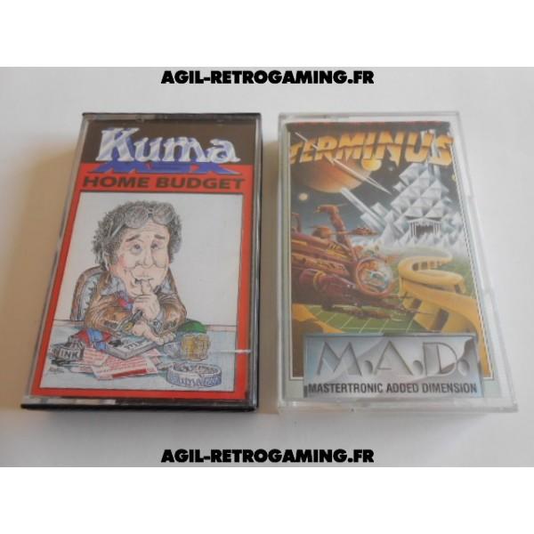 Kuma + Terminus MSX