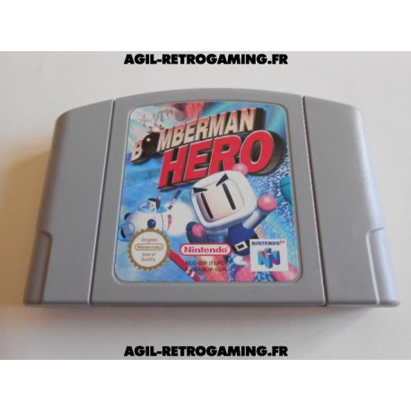 Bomberman Hero N64