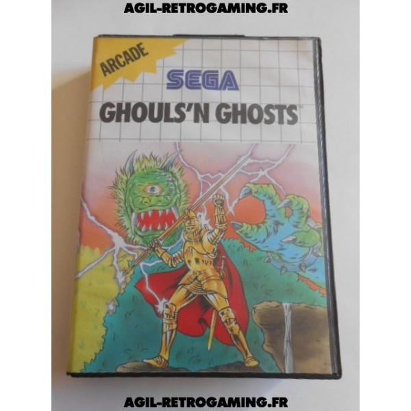 Ghouls'n Ghosts SMS
