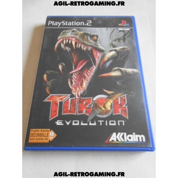 Turok Evolution sur PS2