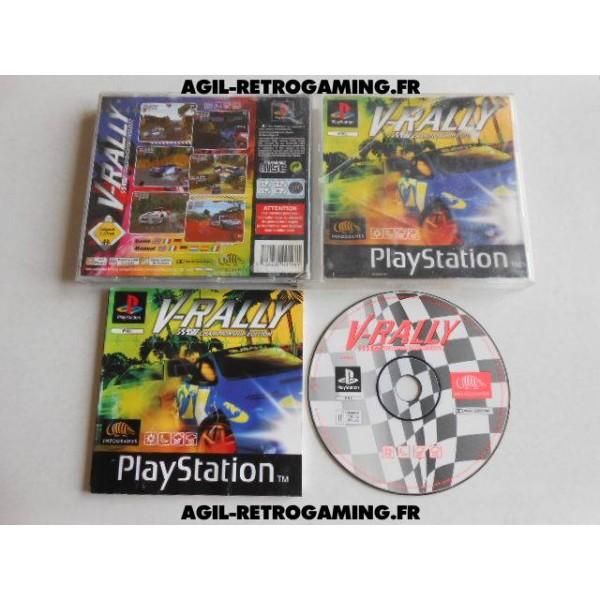 V-Rally Championship Edition 97