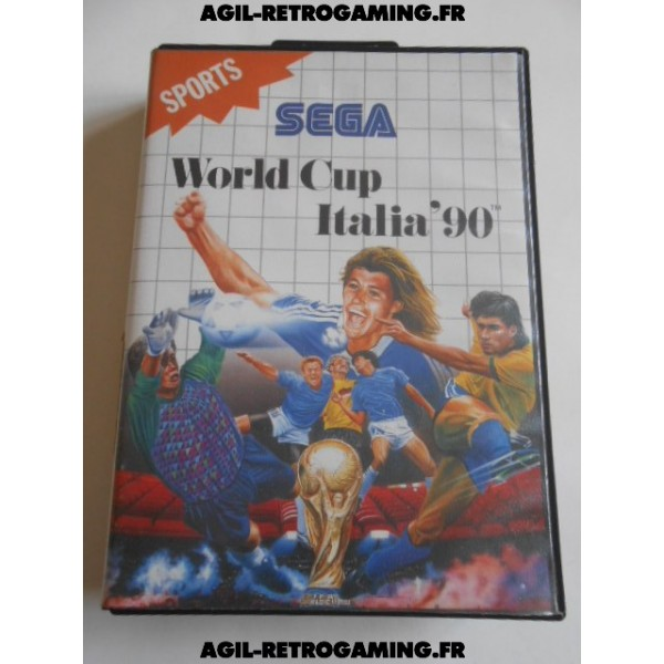 World Cup Italia 90 SMS