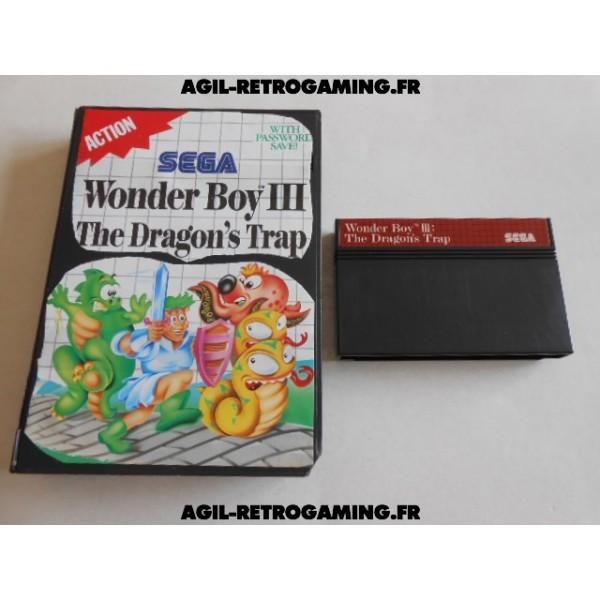 Wonder Boy III : The Dragon's Trap