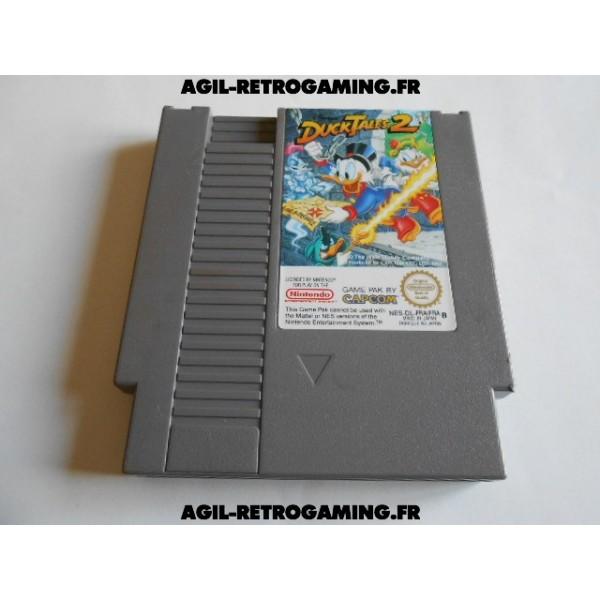 Duck Tales 2 sur NES