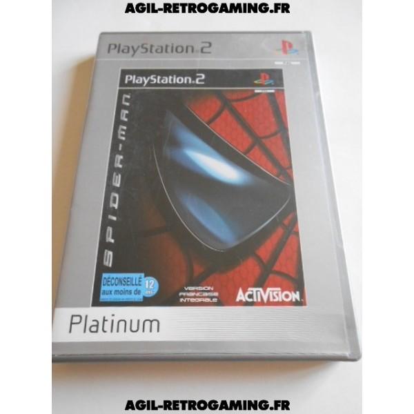 Spider-Man sur PS2