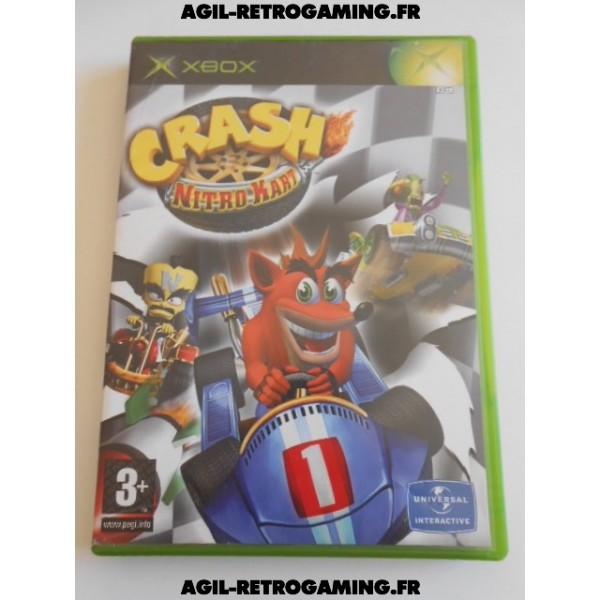 Crash Nitro Kart pour Xbox