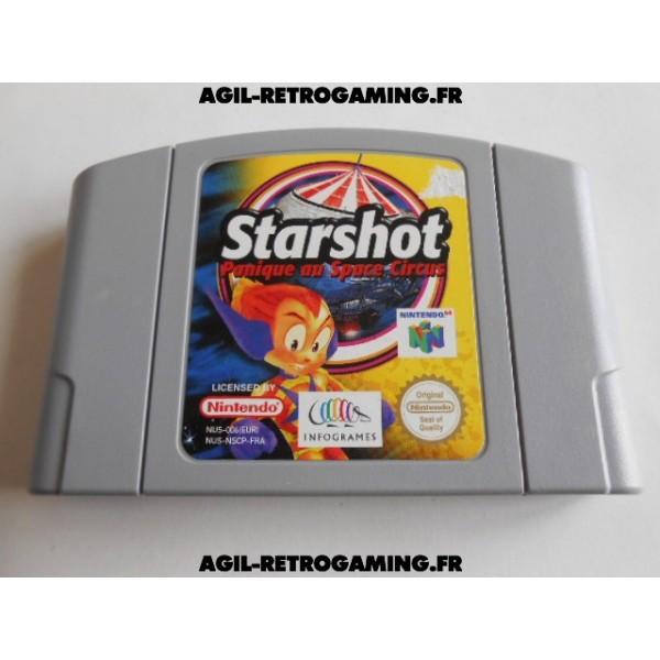 Starshot Panique au Space Circus