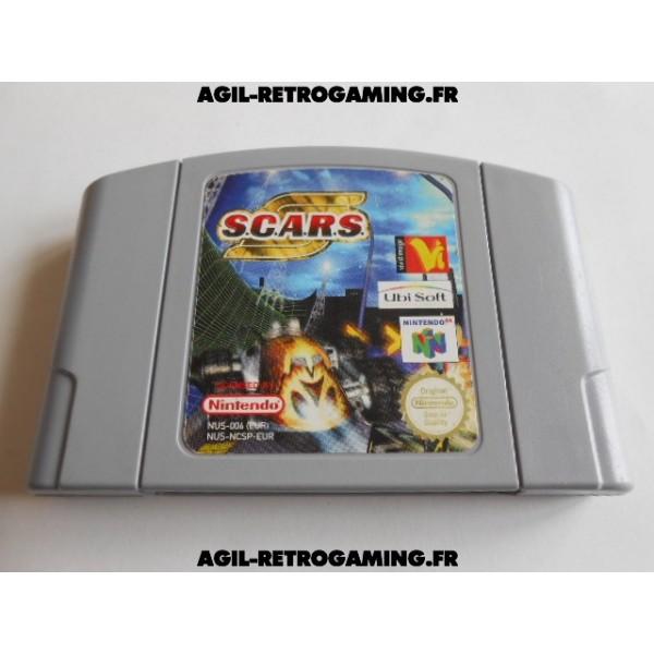 S.C.A.R.S N64