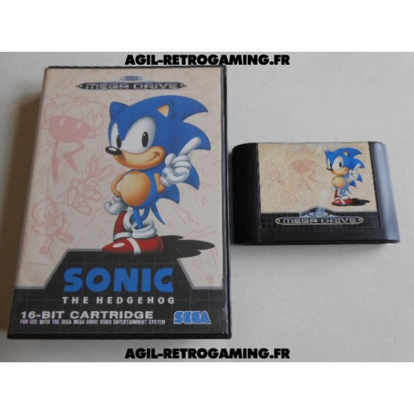 Sonic The Hedgehog sur Megadrive