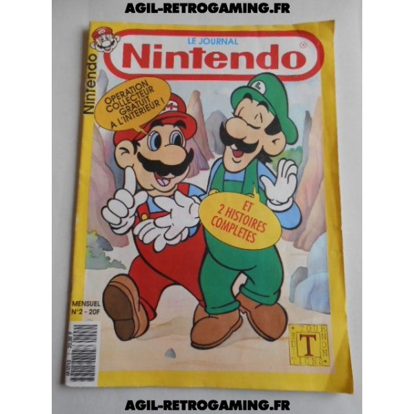 Le Journal Nintendo n°2
