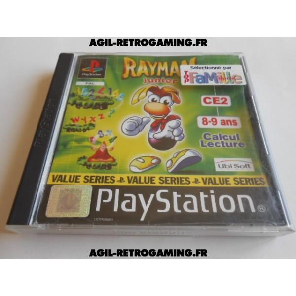 Rayman Junior - Jeux d'action pour réviser : Calcul et Lecture CE2 (8/9 ans)