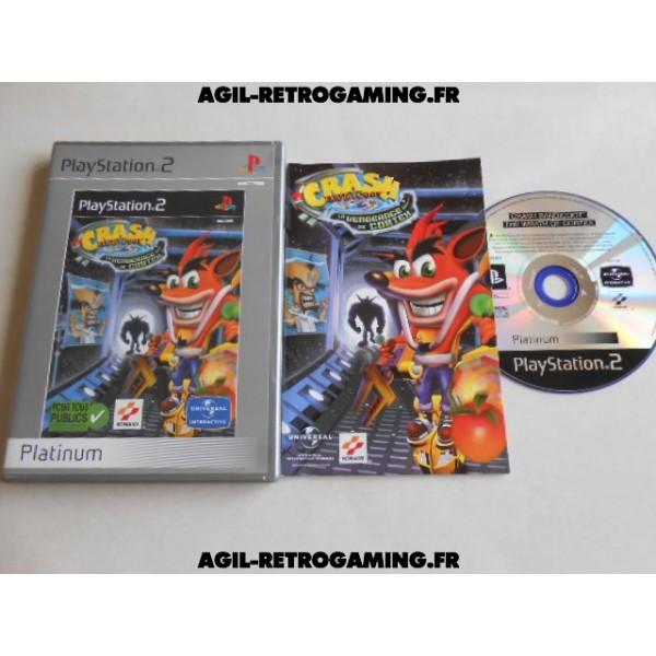 Crash Bandicoot : La Vengeance de Cortex sur PS2