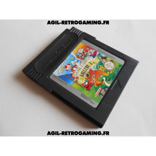 Game & Watch Gallery 3 pour Game Boy Color