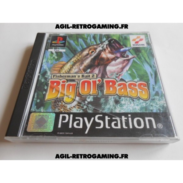 Big Ol' Bass Fisherman's Bait 2