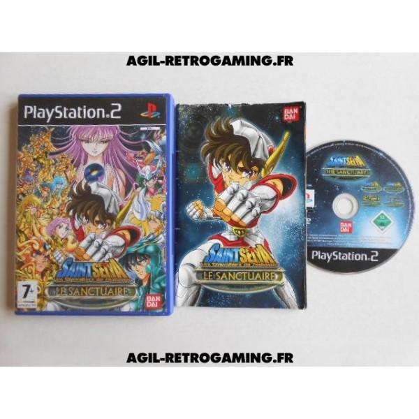 Saint Seiya, Les Chevaliers du Zodiaque : Le Sanctuaire pour PS2