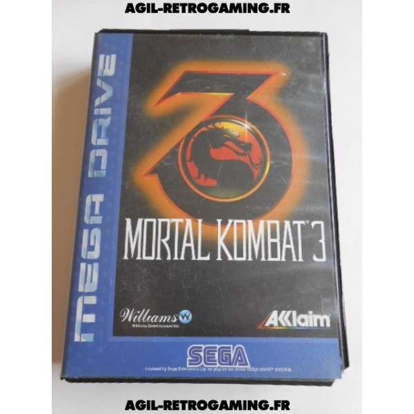 Mortal Kombat 3 MD