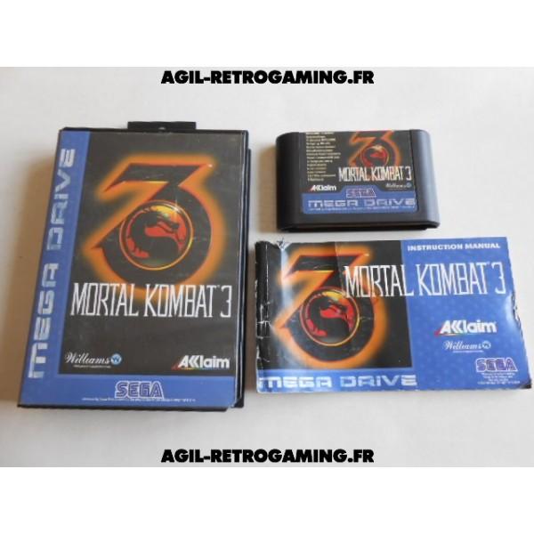 Mortal Kombat 3 MD