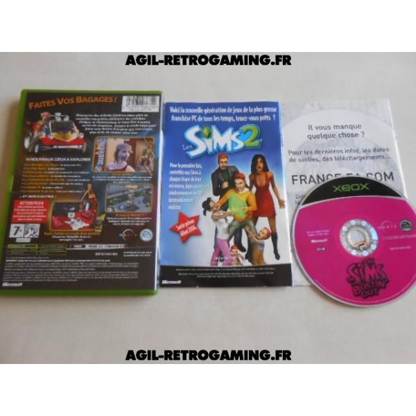 Les Sims Permis de Sortir xbox