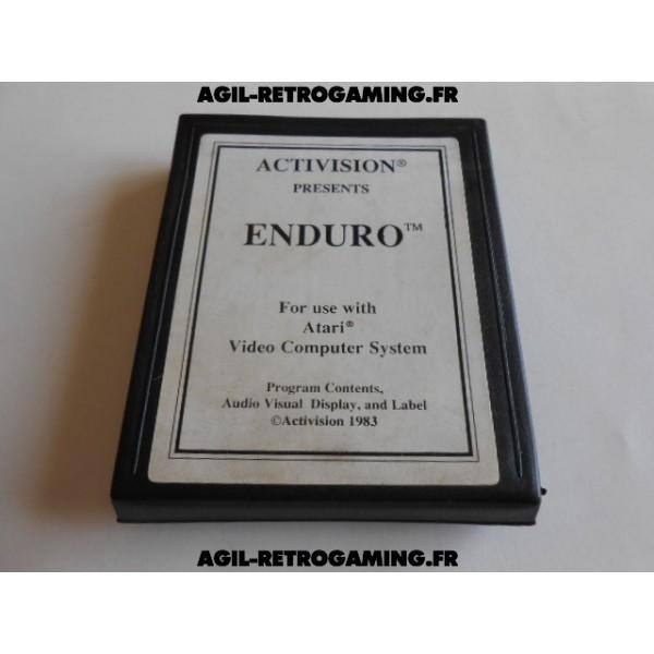 Enduro sur Atari 2600
