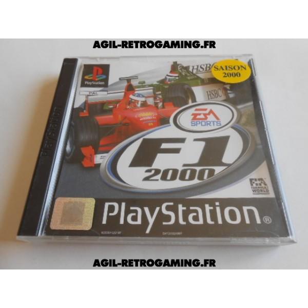 F1 2000 sur PS1