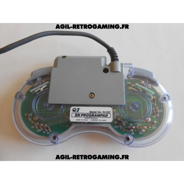 Manette SN-ProgramPad SNES