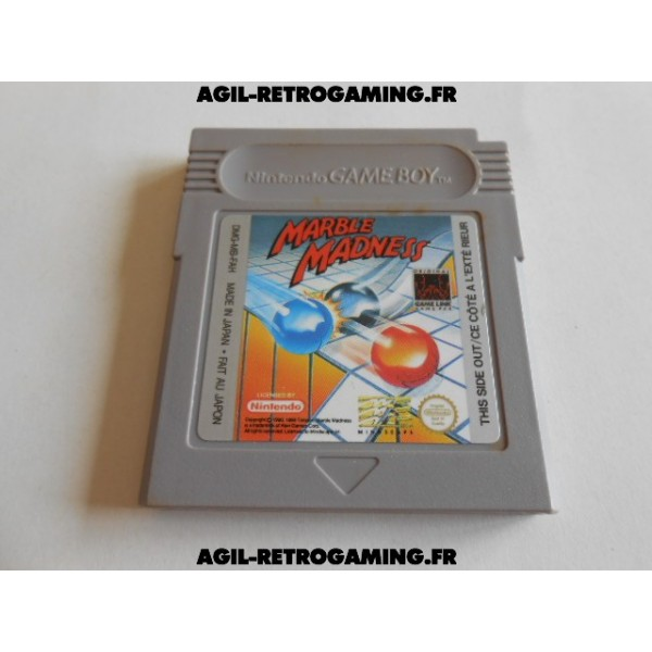 Marble Madness GB