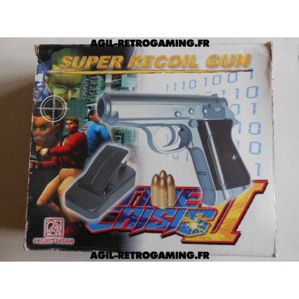 Super Recoil Gun PS2