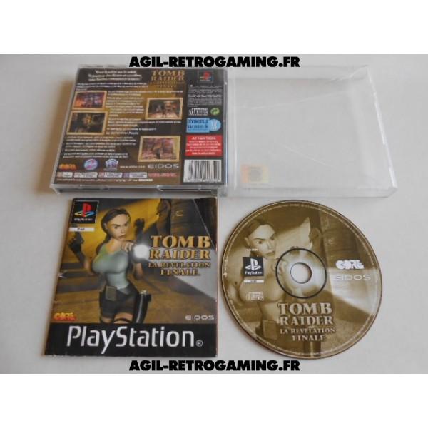 Tomb Raider 4 : La Révélation Finale PS1