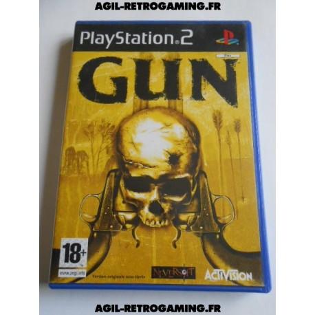 Gun sur PS2
