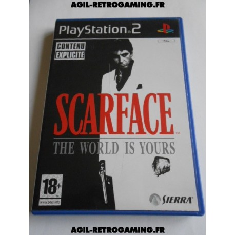 Scarface : The World is Yours sur PS2