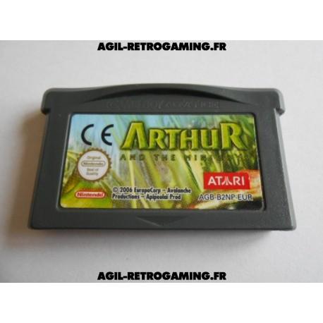 Arthur et les Minimoys GBA