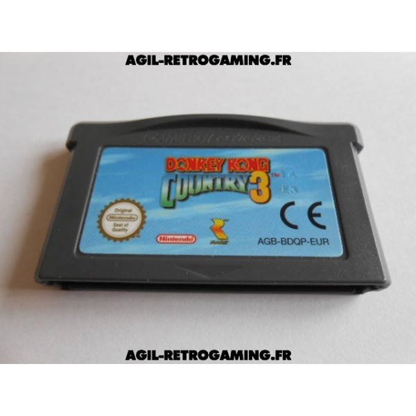 Donkey Kong Country 3 GBA