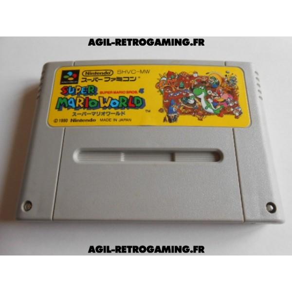 Super Mario World SFC