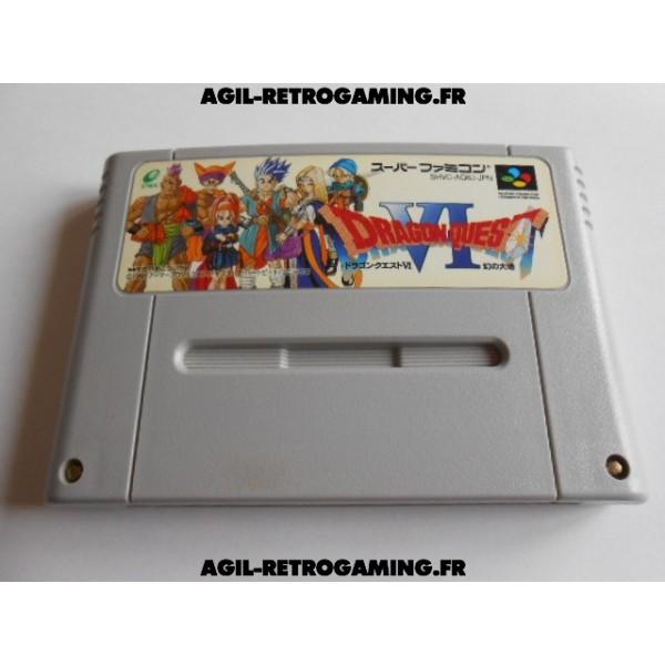 Dragon Quest VI SFC