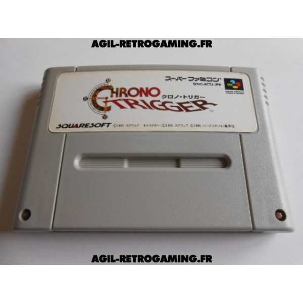 Chrono Trigger SFC