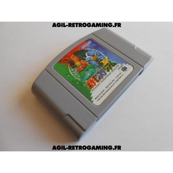 Pocket Monsters Stadium N64