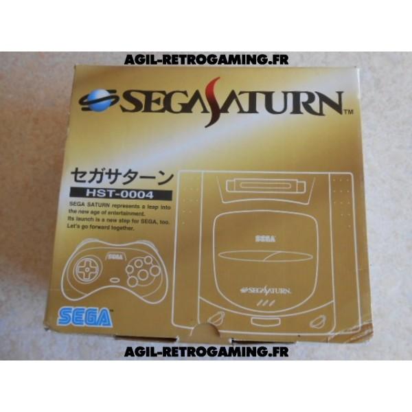 Sega Saturn en boite