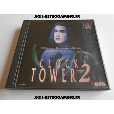 Clock Tower 2 PS1