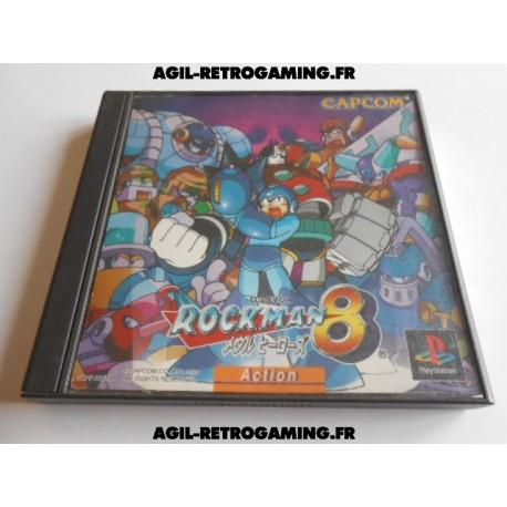 Rockman 8 PS1
