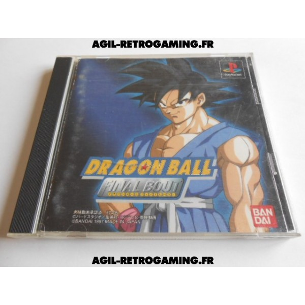 Dragon Ball Final Bout sur PS1