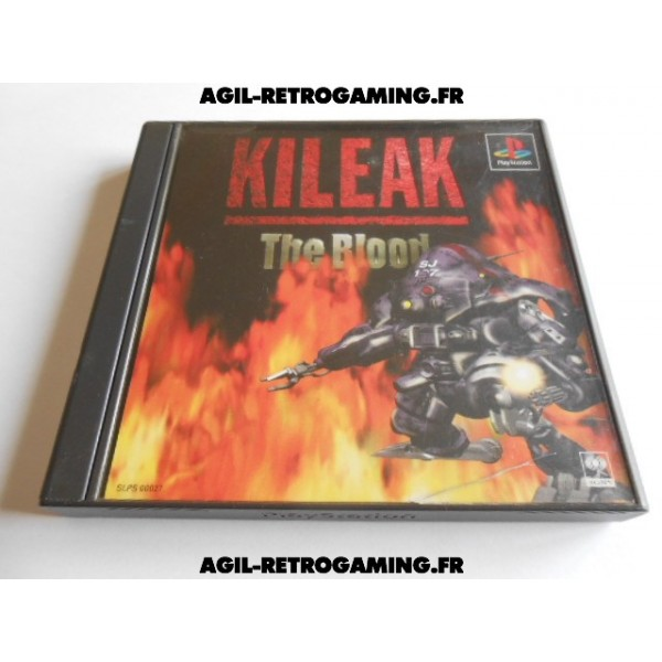 Kileak The Blood PS1