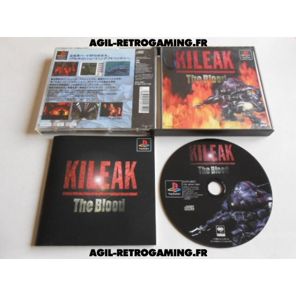 Kileak The Blood PS1
