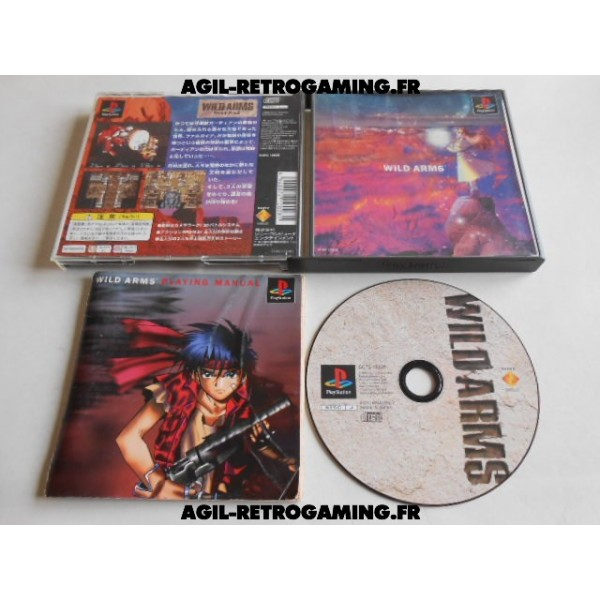 Wild Arms PS1