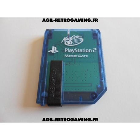 Carte Mémoire 8Mb pour Playstation 2