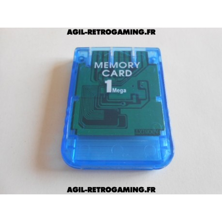 carte mémoire 1 Mo (15 blocs) pour Playstation