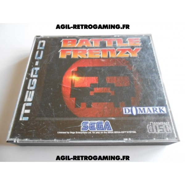 Battle Frenzy Mega CD