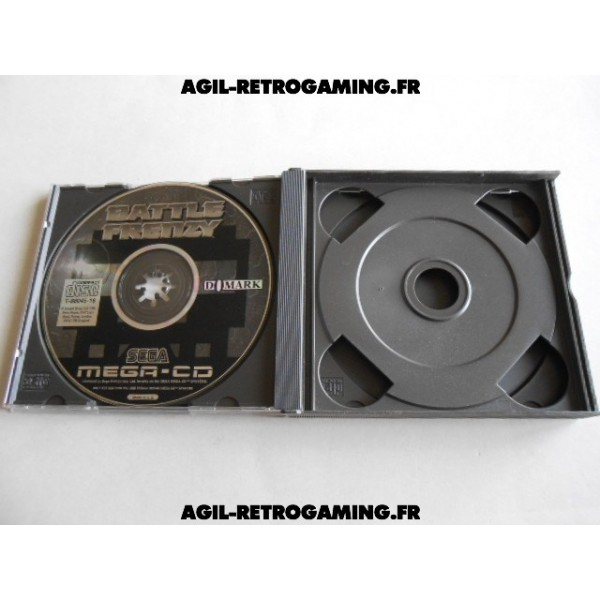 Battle Frenzy Mega CD