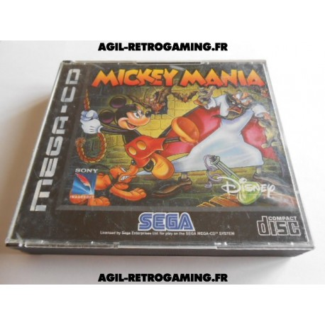 Mickey Mania Mega CD
