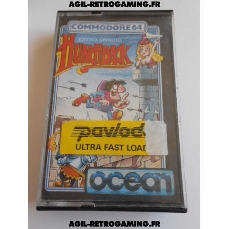 Hunchback C64