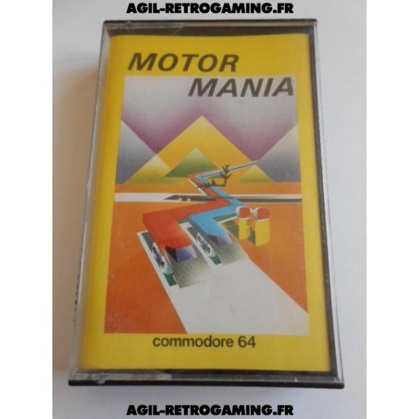 Motor Mania C64